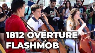 Download Flashmob ″OVERTURE 1812″ (Tchaikovsky) Video
