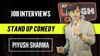 Download Job Interviews | Stand Up Comedy by Piyush Sharma Video