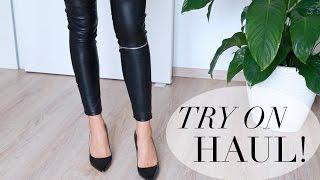 Download TRY ON HAUL (Zara, Mango, ASOS)   Annie Jaffrey Video