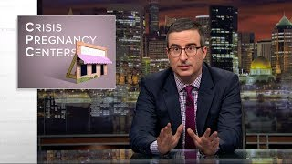 Download Crisis Pregnancy Centers: Last Week Tonight with John Oliver (HBO) Video