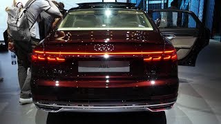 Download 2018 Audi A8 Reveal Video