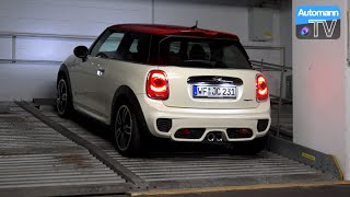 Download 2016 MINI JCW (231hp) - pure SOUND (60FPS) Video