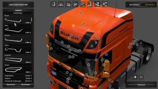 Download (Ets2 1.26.2.5)DAF Mega Tuning Video