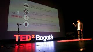 Download Super heroes urbanos: Steven Grisales at TEDxBogota Video