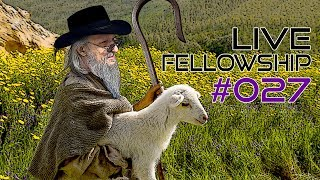 Download Alan's Live Fellowship #027 | July 5, 2018 Video