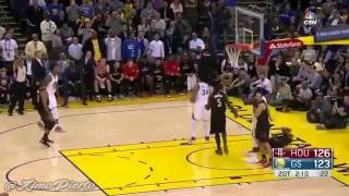 Download Draymond Green Flagrant Foul To James Harden Kick Video