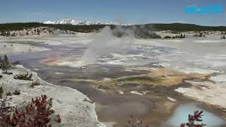 Download Man Boiled To Death At Yellowstone National Park Video