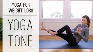 Download Yoga Tone | Yoga For Weight Loss | Yoga With Adriene Video