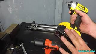 Download DEWALT VS SNAP ON 3/ 8 CORDLESS IMPACTS REAL WORLD TEST🛠🔩🤴🏽 Video