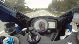Download Suzuki GSX-R 1000 K7 0-300 km/h HD Video