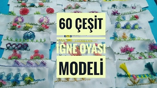 Download 60 ÇEŞİT İĞNE OYASI MODELİ✔👍 Video