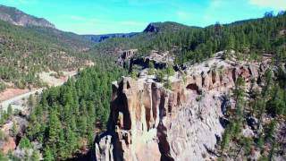 Download The Jemez Valley, New Mexico Video