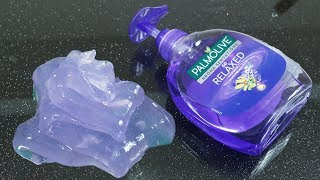 Download Hand Soap and Sugar Slime, No Glue Clear Slime with Hand Soap and Sugar, 2 ingredients Clear Slime Video