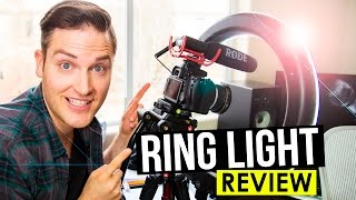 Download Ring Light for YouTube Videos Review — Video Lighting Tips Video
