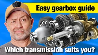 Download Transmission Comparison: Manual - Auto - Dual Clutch - CVT | Auto Expert John Cadogan | Australia Video