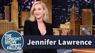 Download Jennifer Lawrence Shares Her Most Embarrassing Moments Video