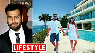 Download Rohit Sharma Net worth, Income, House, Car, Watch, Wife, Family Awards & Luxurious Lifestyle Video