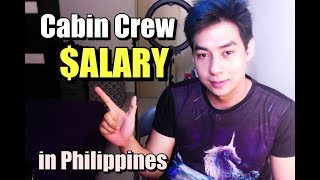 Download Cabin Crew Salary in Philippines (Magkano sweldo ng mga FA sa Pilipinas) Video