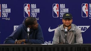 Download Kevin Durant's Funny Press Conference Interviews Compiliaton! Video