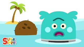 Download The Bumble Nums Make Far Out Floating Coconut Juice | Cartoon For Kids Video