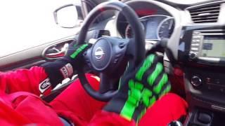 Download Nissan Sentra Nismo Turbo 2017 Prueba en pista Salinas Video