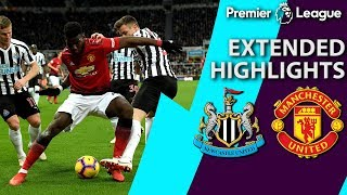 Download Newcastle v. Manchester United | PREMIER LEAGUE EXTENDED HIGHLIGHTS | 1/2/19 | NBC Sports Video