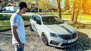 Download Skoda Octavia RS | 315 PS & 450Nm | Daniel Abt Video