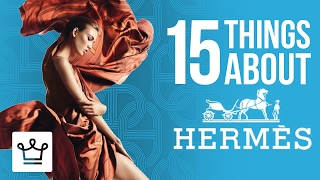 Download 15 Things You Didn't Know About HERMÉS Video