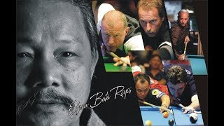 Download Greatest Matches - Efren 'Bata' Reyes VS Top 5 Famous Pool Players Video