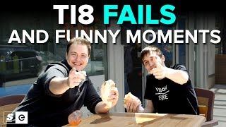Download The International 2018 Fails and Funny Moments Video