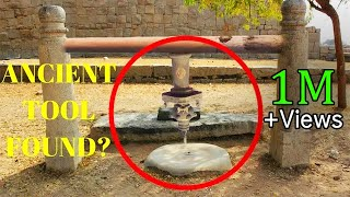 Download Ancient Lathe Machine Found in Hampi, India - Lost Technology Discovered? Video