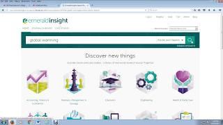 Download Emerald Insight Video