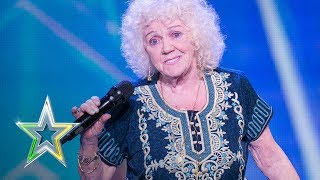 Download 81-year-old Evelyn stuns the judges | Auditions Week 1 | Ireland's Got Talent 2018 Video
