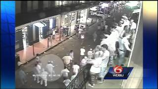 Download New video released from last Sunday's shooting on Bourbon Street. Video