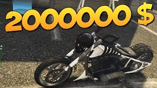 Download GTA ONLINE - КУПИЛ МОТОЦИКЛ ЗА 2000000$ #291 Video