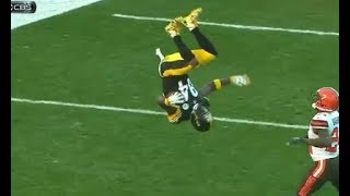 Download NFL Acrobatic Plays Video