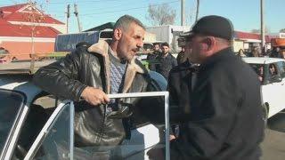Download Beyleqanda polis reydi zamanı qalmaqal yaşanıb Video