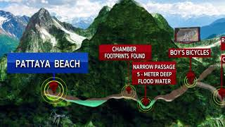 Download 12 Teens and Football Coach Trapped in Thai cave Video
