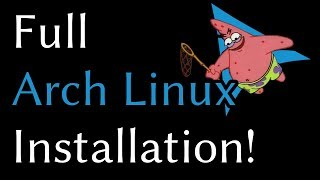 Download Full Arch Linux Install (SAVAGE Edition!) Video