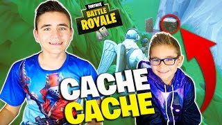Download CACHE-CACHE FORTNITE ENTRE FRÈRES - Swan The Voice VS Néo The One Video