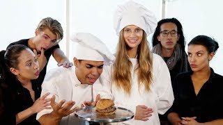 Download The Impossible Burger | Hannah Stocking Video