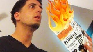 Download BURNING PLAYOFF TICKETS PRANK PrankvsPrank Video