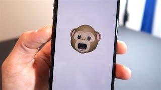 Download iPhone X - Animoji (Animated Emojis) Video