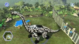 Download LEGO® Jurassic World |MOSTRANDO MIS DINOSAURIOS PERSONALIZADOS GRANDES Video