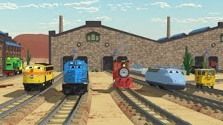 Download The Number Adventure at the Train Factory with Shawn and Team! - Full Cartoon Video