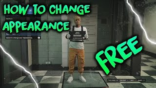 Download GTA 5 ONLINE I HOW TO CHANGE CHARACTER APPEARANCE FOR FREE I 1.40 Video