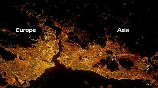 Download Top 50 City Lights Seen From Space Video
