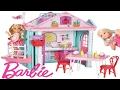 Download Barbie Chelsea'nın iki katlı Asansörlü Evi Yeni - Barbie oyuncakları Video