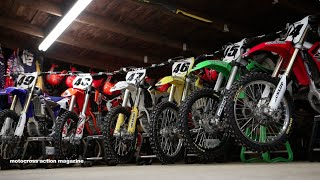 Download Motocross Action's 2015 450F Shootout Video