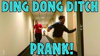 Download DING DONG DITCH PRANK! - PUBLIC PRANK - REACTIONS - SOCIAL EXPERIMENT Video